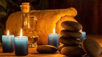 Esenciální oleje - aromaterapie - ilustrační foto