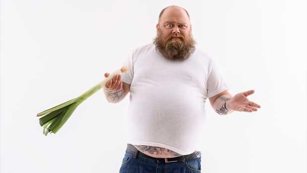 Jak jíst a nepřibrat - ilustrační foto