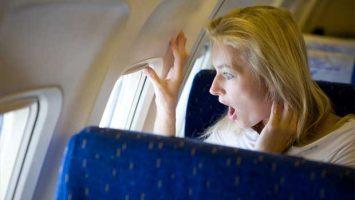 Jak překonat strach zlétání