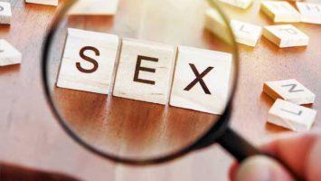 Nedostatek sexu?