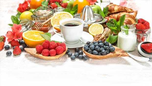 Zdravá snídaně-při hubnutí