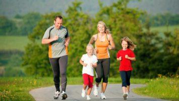 Sportovní víkend pro celou rodinu