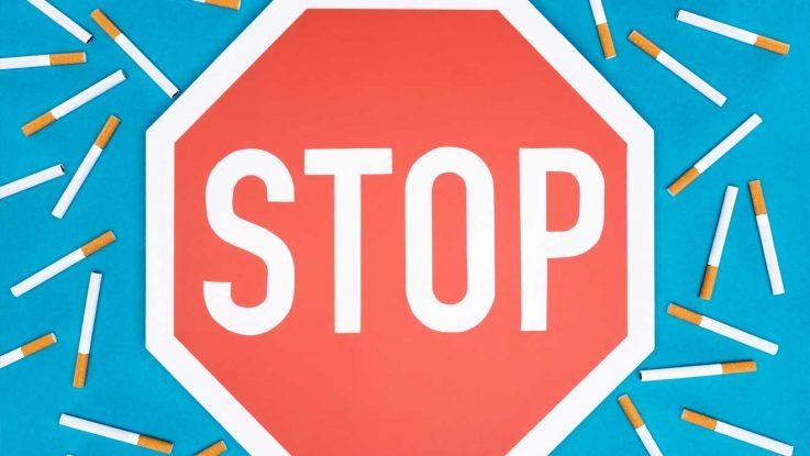Stop cigaretám