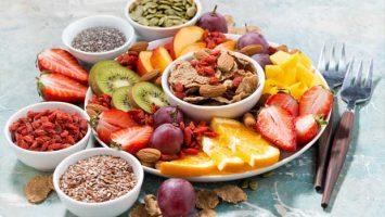 Vybrané superpotraviny
