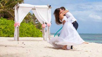 Svatba pod širým nebem-foto
