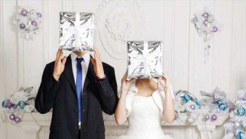 Originální svatební dary