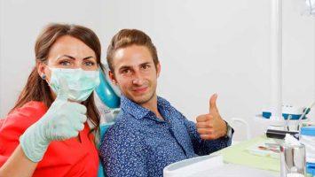 Návštěva u zubaře